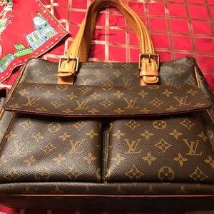 Louis Viutton multiplicity bag